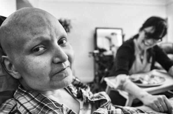 丈夫紀錄下老婆抗癌過程,結局太過寫實17-600x397
