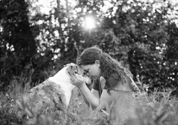 養過寵物的人會懂...寵物訣別前的最後歡樂時光攝影集1-600x422