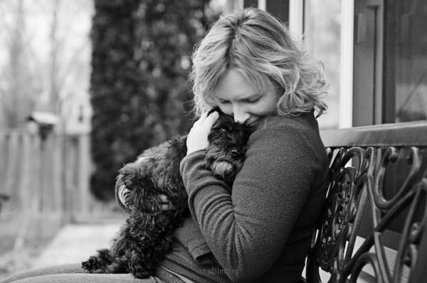 養過寵物的人會懂...寵物訣別前的最後歡樂時光攝影集7-600x398