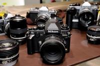 尼康发布全画幅数码单反Nikon DF