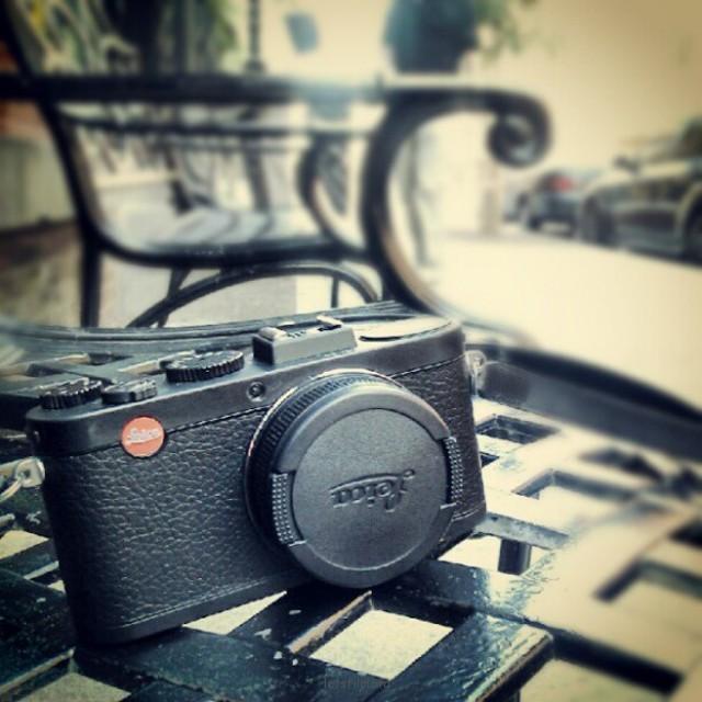 第一:找出携带相机与日常生活间的交会平衡点。