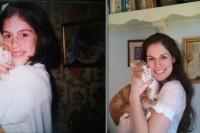 和宠物一起长大