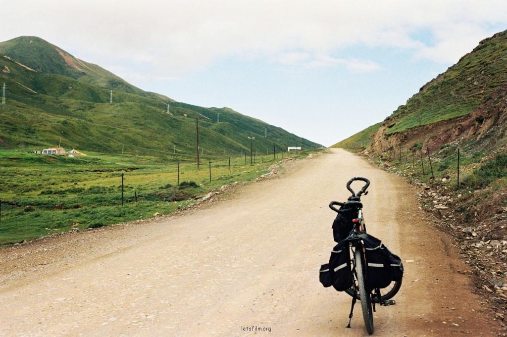 阿尼玛卿转山骑行——朝圣之旅3
