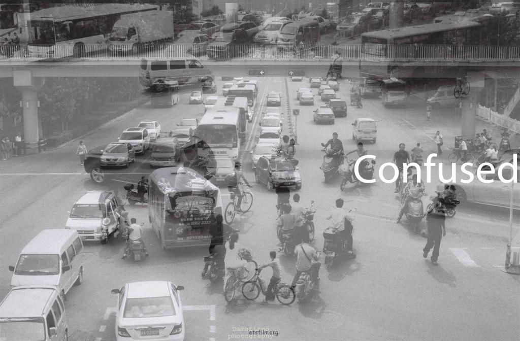 面对匆忙的路口,你是否也会困惑。
