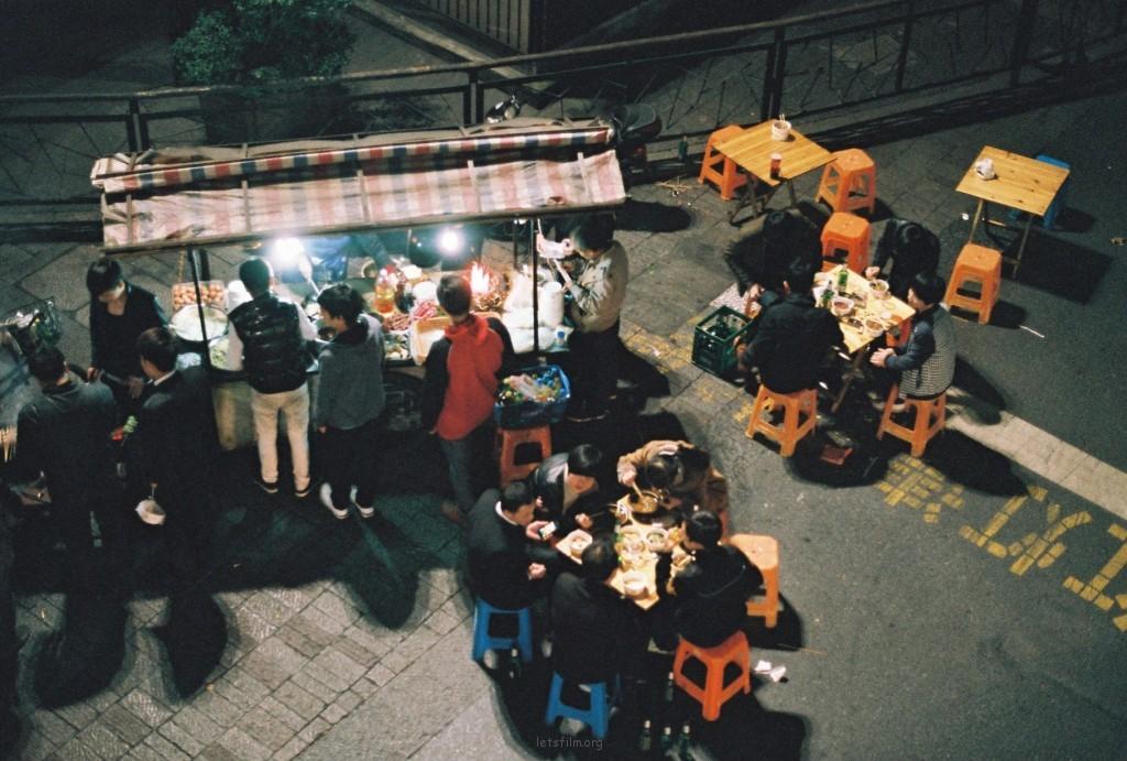 投稿作品No.849 杭城,凌晨12点 | 胶片的味道