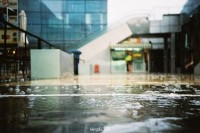 雨天拍摄秘技