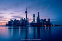 我城No.005 Morning Shanghai City