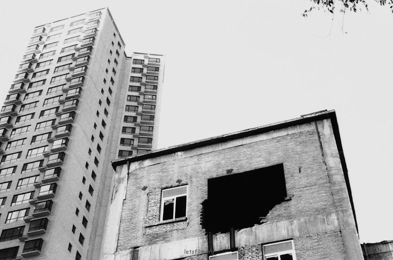 城市的黑白边缘1