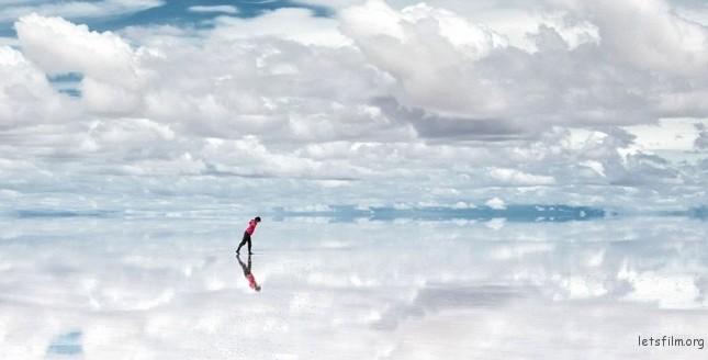 (3) Salar de Uyuni: 世界上最大的镜子 - 玻利维亚 Photo by dadi360.com
