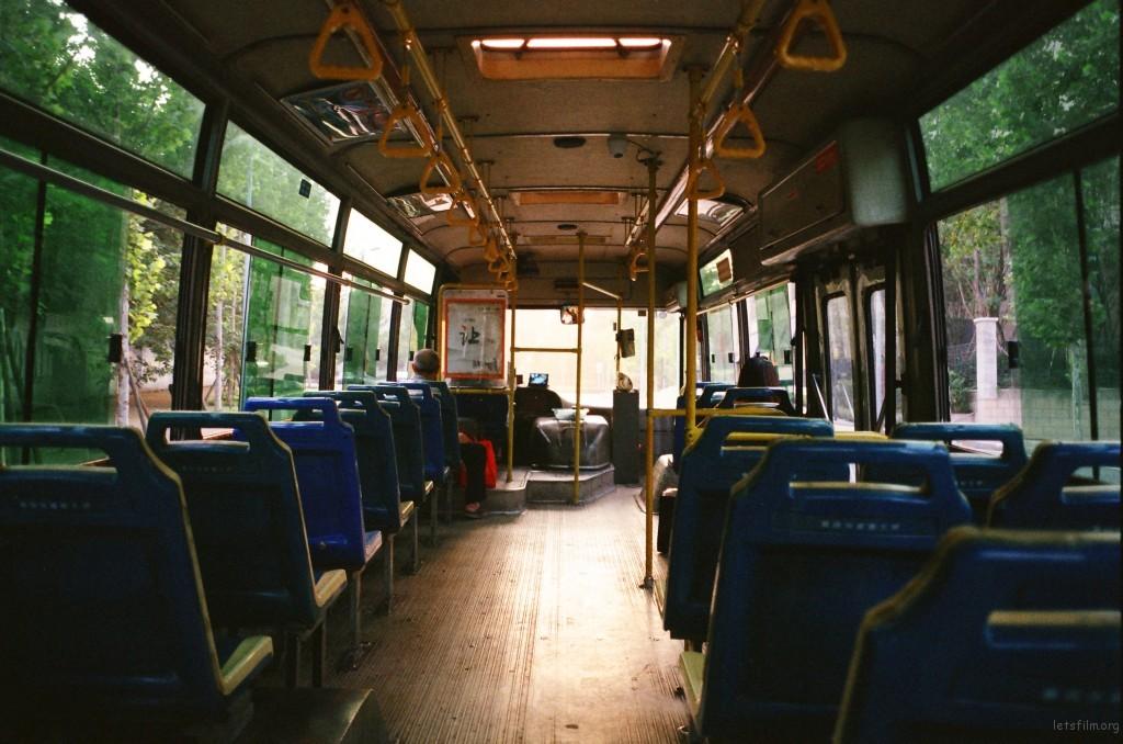 重庆一公交车上