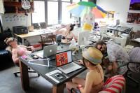 创意人的创意工作室,好想在这里上班啊