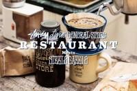 日本STUSSY Livin' GENERAL STORE 咖啡厅