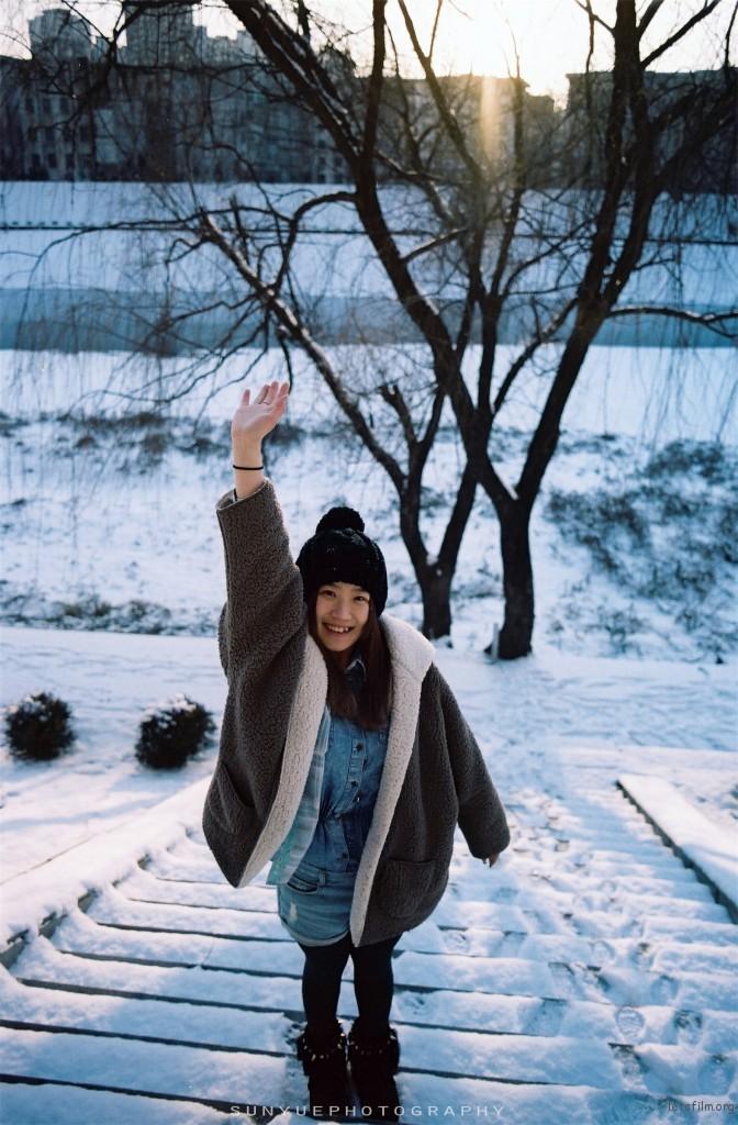 【暖冬】 Minolta x-700 135
