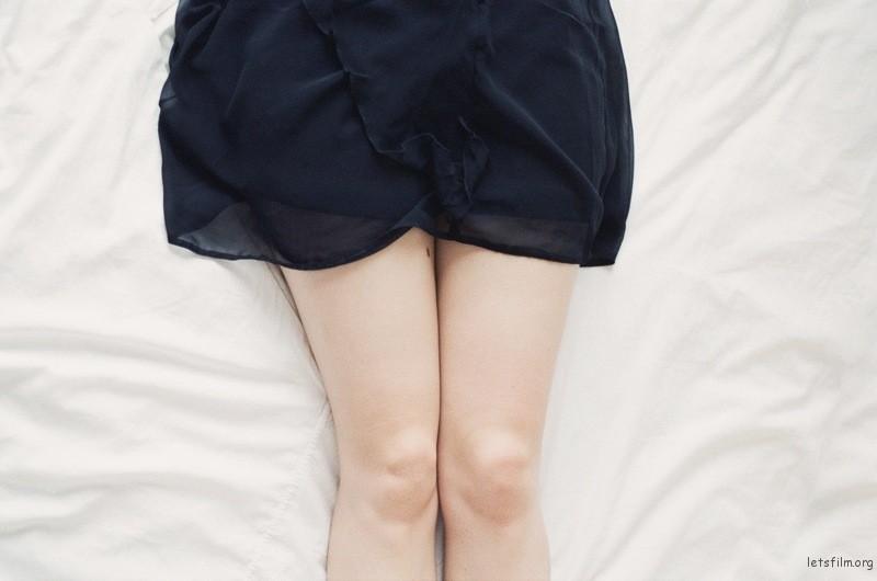 美不美,先看腿