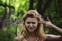 Rachel Baran的自拍作品