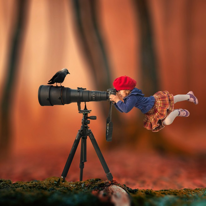 The-little-hunter-by-Caras-Ionut-658x658