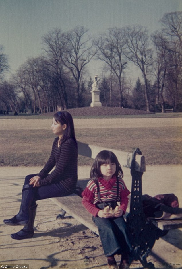 1977 and 2009, Jardin du Luxembourg, France