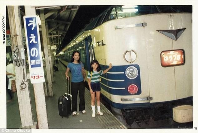 1982 and 2006, Tokyo, Japan
