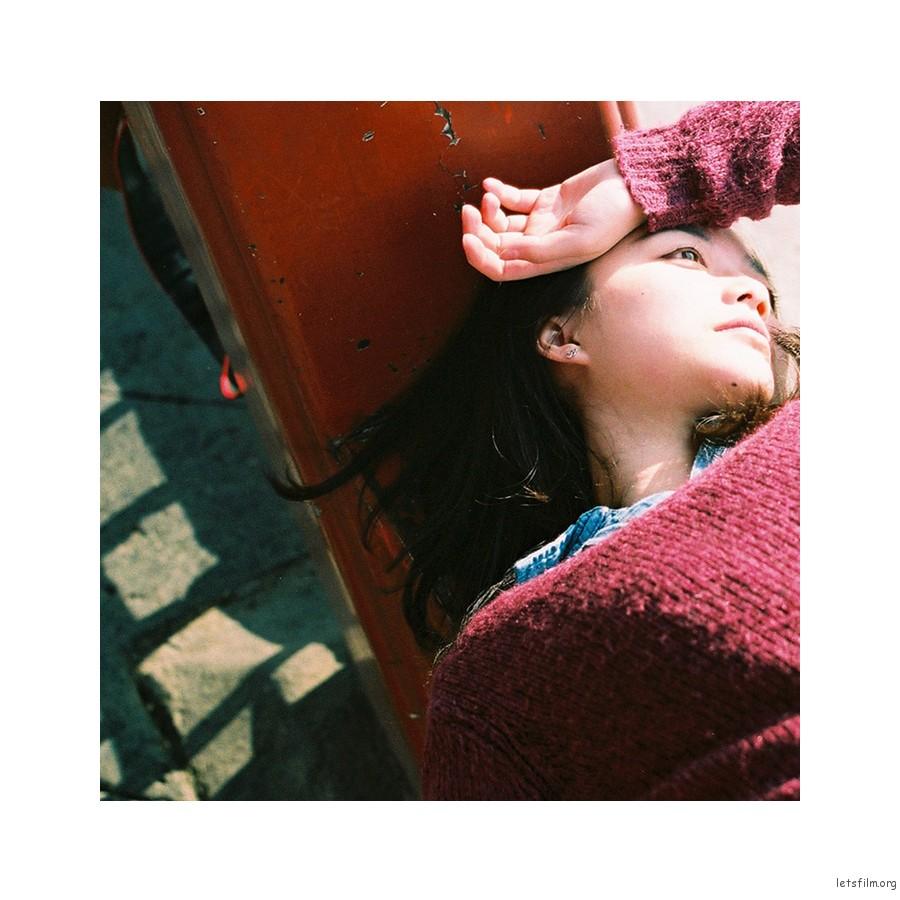 投稿作品No.1151 旧梦·红 | 胶片的味道