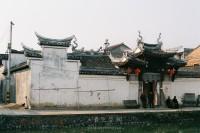 投稿作品No.1207 这里是李白梦游天姥的小城