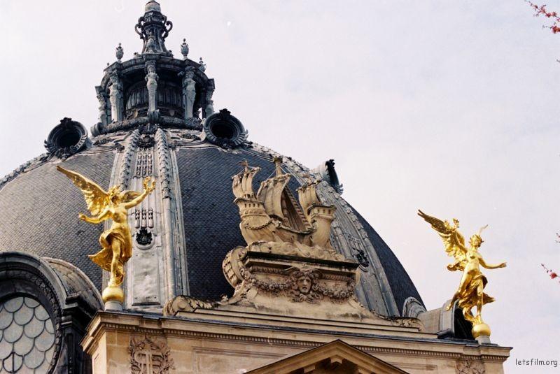 小皇宫屋顶