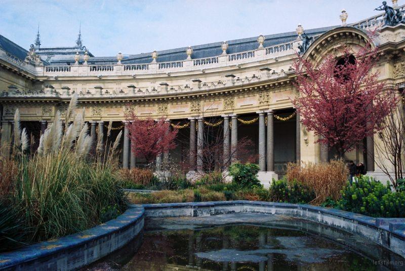 小皇宫庭院
