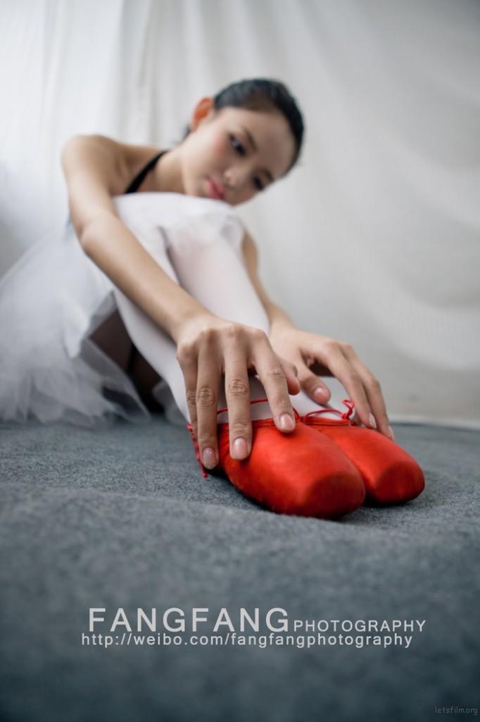 投稿作品No.1189 在一个年轻的夏天,我爱上了一个名叫舞鞋的你 | 胶片的味道