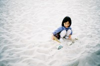 投稿作品No.1195 小孩就該愛玩砂