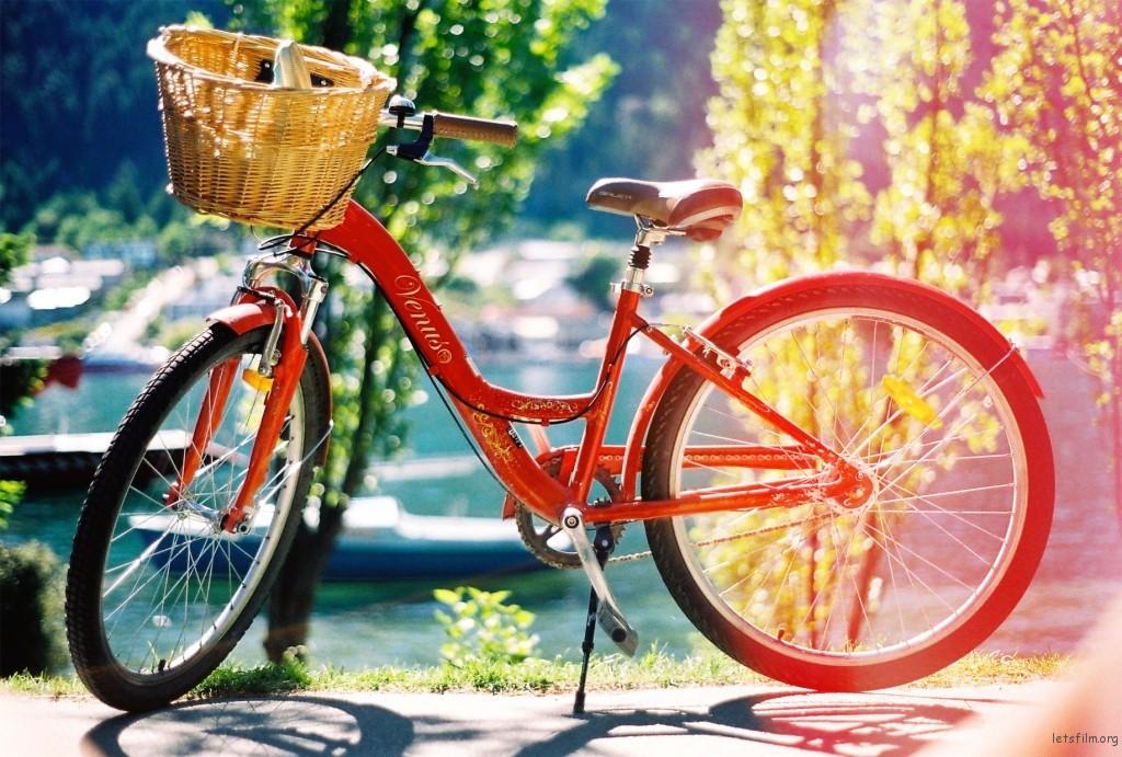 骑车旅行吧