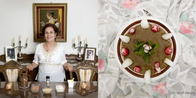 黎巴嫩,Wadad Achi,66岁,扁豆饭泥