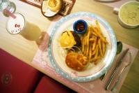 投稿作品No.1204 Hello Kitty餐厅