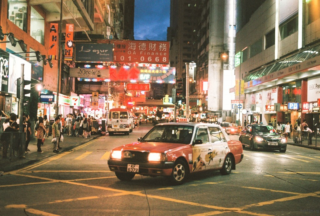 投稿作品No.1171 Hong Kong in Fuji Superia 400 | 胶片的味道