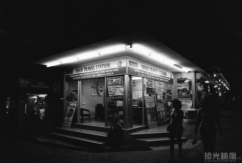 兰卡威珍南海滩夜市No.10