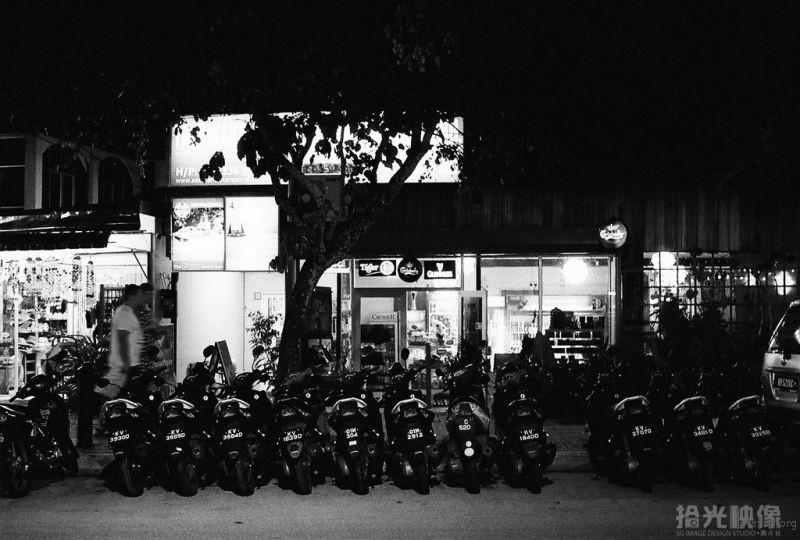 兰卡威珍南海滩夜市No.9