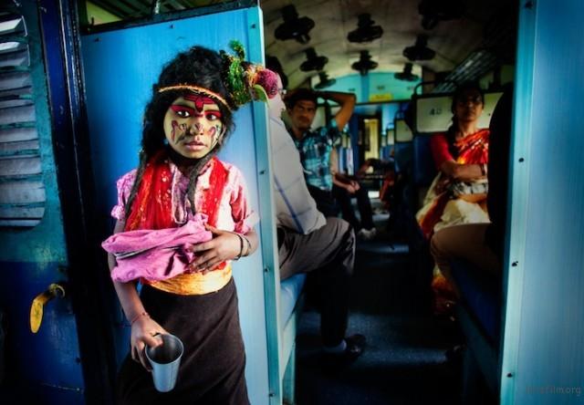 寫實人像類:印度,Arup Ghosh