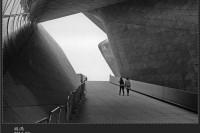 投稿作品No.1378 我的黑白世界--广州大剧院