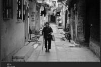 投稿作品No.1369 我的黑白世界--广州生活