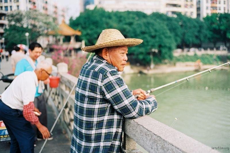 等待的鱼人