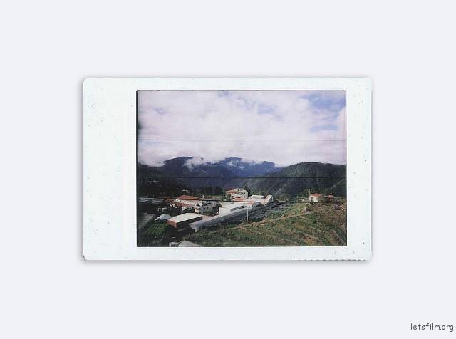 Diana F+ Instant / FUJIFILM Instax Mini / 台灣,台中,清境
