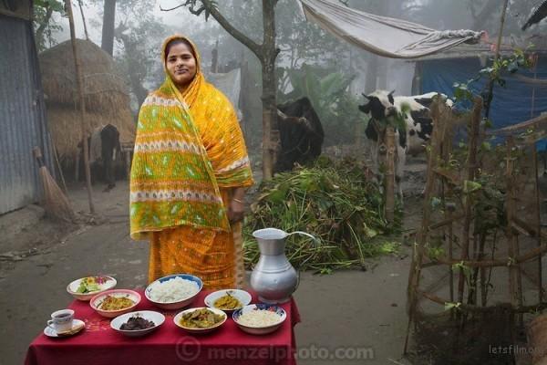 孟加拉的母亲