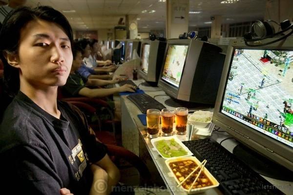 中国的网路图样设计师