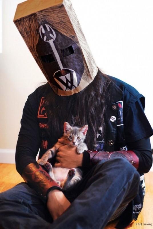 Rocker與貓2-600x894