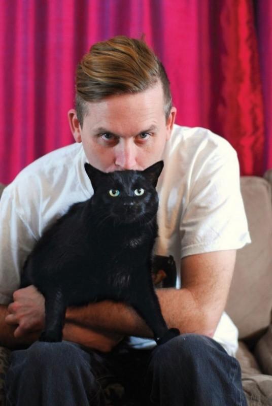 Rocker與貓6-600x894