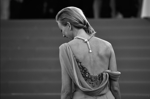 Naomi Watts by Alberto Pizzoli / AFP.