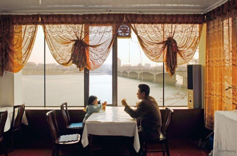 玉流餐厅,玉流桥,平壤