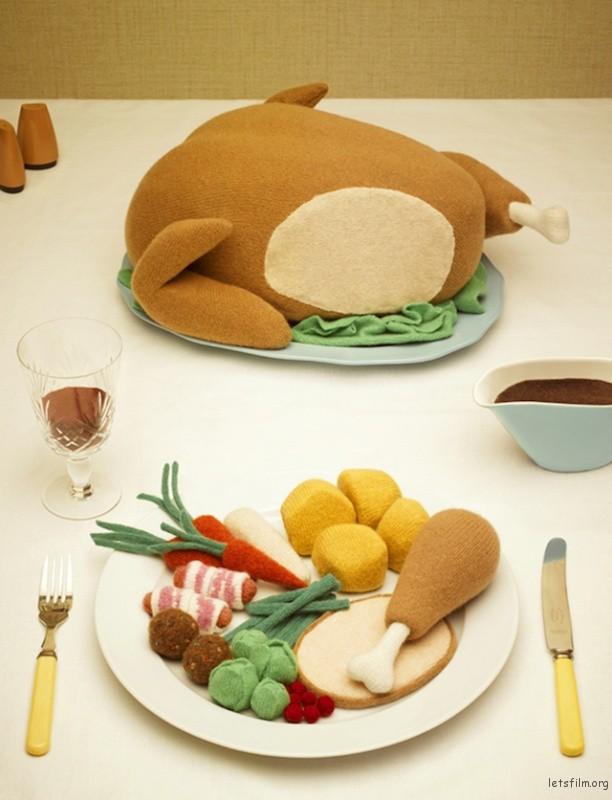 Playful-Knit-Comfort-Food-Art-6