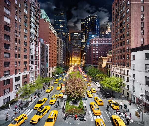 Park Avenue, Day to Night ™