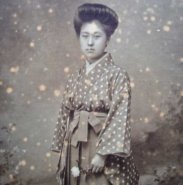 上世纪的日本老照片 | 胶片的味道