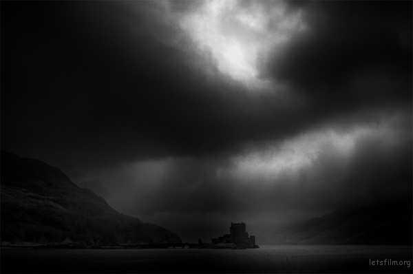 Eilean Donan  苏格兰 艾琳多南城堡