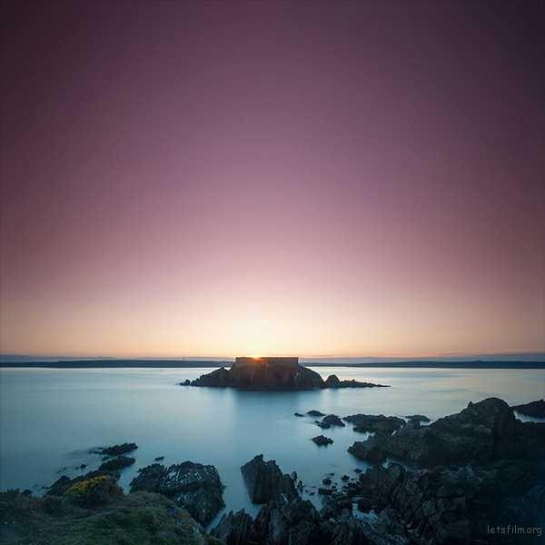 Thorne Island 威尔士 索恩岛城堡
